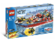 Original Box No: 7906  Name: Fire Boat (Fireboat)
