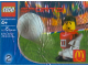 Original Box No: 7924  Name: McDonald's Sports Set Number 2 - Red Soccer Player #11 polybag