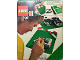 Original Box No: 798  Name: Baseplates, Green