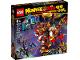 Original Box No: 80021  Name: Monkie Kid's Lion Guardian