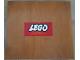 Original Box No: 821  Name: Wooden Storage Box Large (Double Latch), Empty, with Lattice