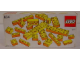 Original Box No: 834  Name: Yellow Bricks Parts Pack