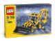 Original Box No: 8455  Name: Back-hoe Loader (Backhoe)