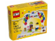 Original Box No: 850791  Name: Minifigure Birthday Set