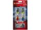 Original Box No: 851342  Name: Ninja Army Building Set blister pack