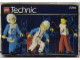 Original Box No: 8712  Name: Technic Figures