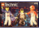 Original Box No: 8714  Name: The LEGO TECHNIC Team