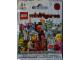 Original Box No: 8827  Name: Minifigure, Series 6 (Complete Random Set of 1 Minifigure)