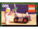 Original Box No: 886  Name: Space Buggy