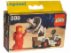 Original Box No: 889  Name: Radar Truck