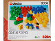 Original Box No: 9005  Name: Stack 'n' Learn Building Blocks