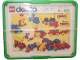 Original Box No: 9053  Name: Duplo Basic Set Vehicles - 70 el.