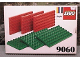 Original Box No: 9060  Name: Small Duplo Building Plates