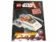 Original Box No: 911506  Name: Snowspeeder - Mini foil pack #1