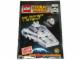 Original Box No: 911510  Name: Star Destroyer + TIE Fighter - Mini foil pack
