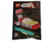 Original Box No: 911608  Name: Landspeeder foil pack