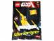 Original Box No: 911609  Name: Naboo Starfighter foil pack