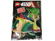 Original Box No: 911614  Name: Yoda's Hut - Mini Foil Pack