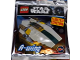 Original Box No: 911724  Name: A-wing foil pack