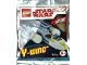 Original Box No: 911730  Name: Y-wing foil pack