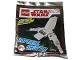 Original Box No: 911833  Name: Imperial Shuttle - Mini foil pack