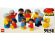 Original Box No: 9151  Name: Duplo Family