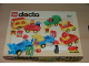 Original Box No: 9157  Name: Duplo Job Vehicles with Workers