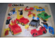 Original Box No: 9165  Name: Duplo Vehicles - 26 elements