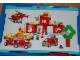 Original Box No: 9240  Name: Fire Station (Fire Rescue Services Set)