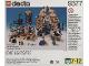 Original Box No: 9377  Name: Adventurers Set (Temple of Doom)
