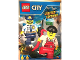 Original Box No: 951701  Name: Policeman and Crook foil pack