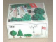 Original Box No: 990  Name: Trees and Signs (1971 version with granulated trees)