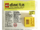 Original Box No: 9918  Name: Gear Block, Yellow