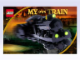 Original Box No: KT104  Name: Large Train Engine Green
