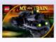 Original Box No: KT105  Name: Large Train Engine Black