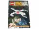 Original Box No: Swmagpromo  Name: X-wing - Mini foil pack