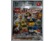 Original Box No: col09  Name: Heroic Knight, Series 9 (Complete Set with Stand and Accessories)