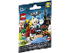 Original Box No: coltlbm2  Name: Vacation Robin, The LEGO Batman Movie, Series 2 (Complete Set with Stand and Accessories)