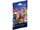 Original Box No: coltlm2  Name: Apocalypseburg Abe, The LEGO Movie 2 (Complete Set with Stand and Accessories)