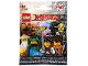 Original Box No: coltlnm  Name: Zane, The LEGO Ninjago Movie (Complete Set with Stand and Accessories)