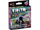 Original Box No: vidbm01  Name: Samurapper, Series 1 (Complete Set with Stand and Accessories)