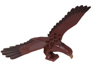 Lego Brown Bird Air Animal NEW