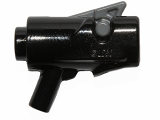 Lego Lot of 5 New White Minifigure Weapons Gun Mini Blaster Shooter Pieces