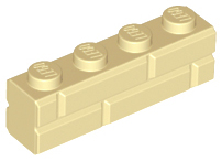 Lego 25 x Yellow 1x4 Brick With 4 Studs 30414 New Genuine City Creator