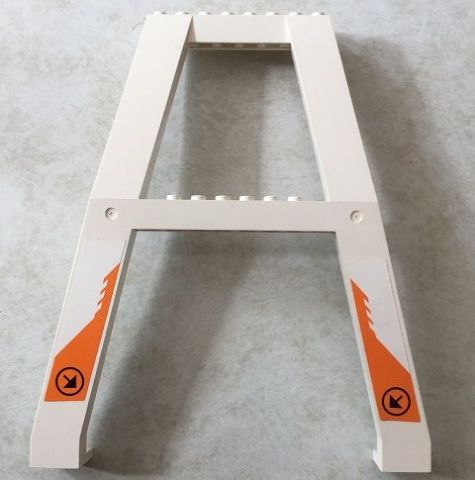 Bricklink Part 2635pb08 Lego Support Crane Stand Double With Black Arrow In Circle On Orange Background Pattern Stickers Set 7690 Support Bricklink Reference Catalog Download for free in png, svg, pdf formats 👆. bricklink