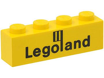 *NEW* 25 Pieces Lego BRICKS 1x4 YELLOW