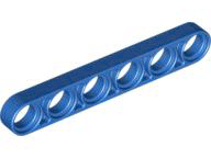 Technic Liftarm 1 x 6 Thin 32063 Choose Quantity /& Color Lego