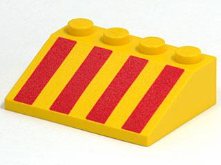 10 NEW LEGO Slope 33 3 x 4 White