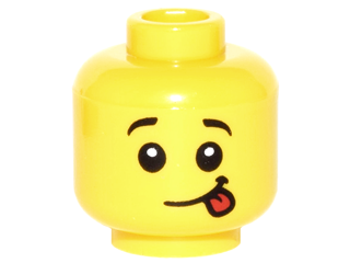 Image result for LEGO Minifig head
