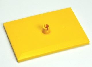 Train Bogie Plate Select Colour FREE P/&P! Pack Size LEGO 4025
